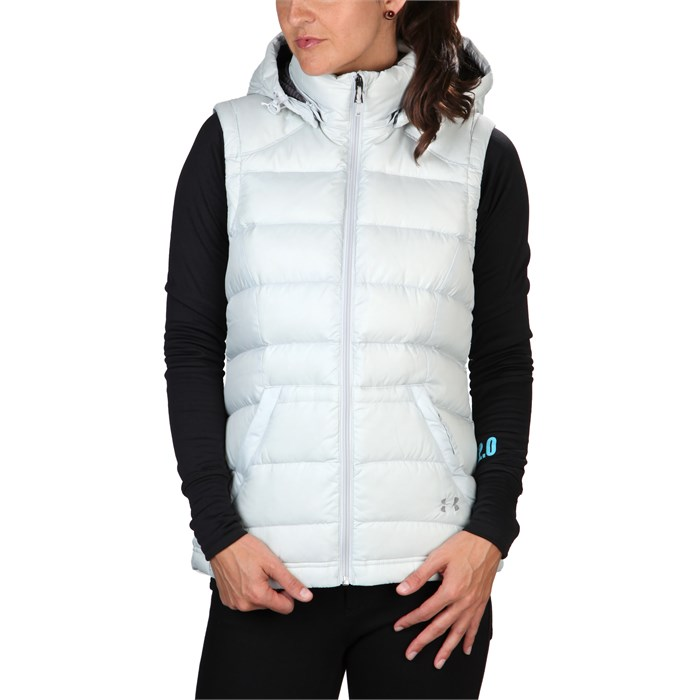 Under Armour - Coldgear Infrared Barrow Vest - Women's