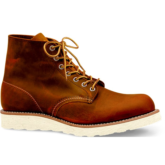 Red Wing - 9111 Round Toe Boots