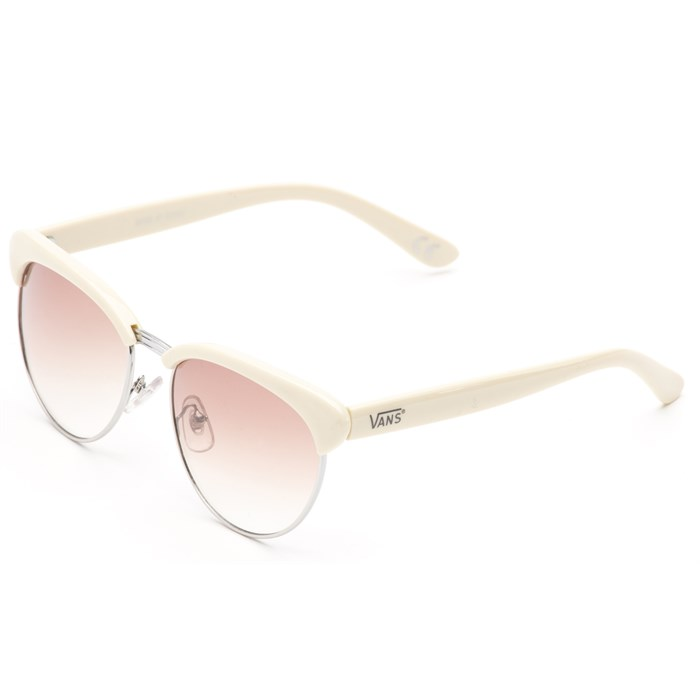 Vans - Semirimless Cat Sunglasses - Women's