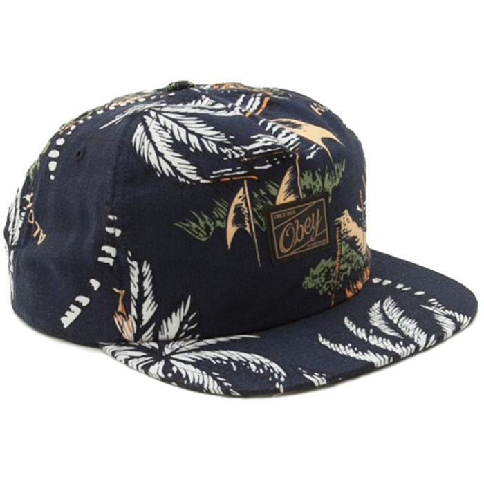 Obey Clothing - Tropics Snapback Hat