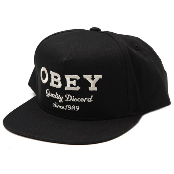 Obey Clothing - Discord Snapback Hat