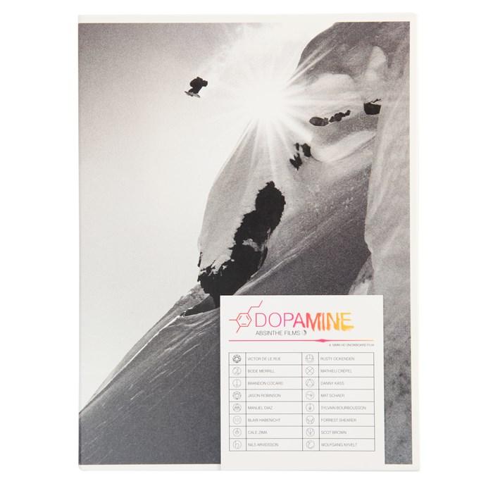 Absinthe - Dopamine DVD/Blueray Combo
