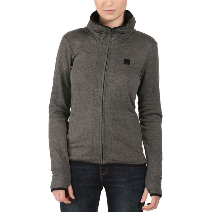 Bench - Hausen Full Zip Sweatshirt - Women's
