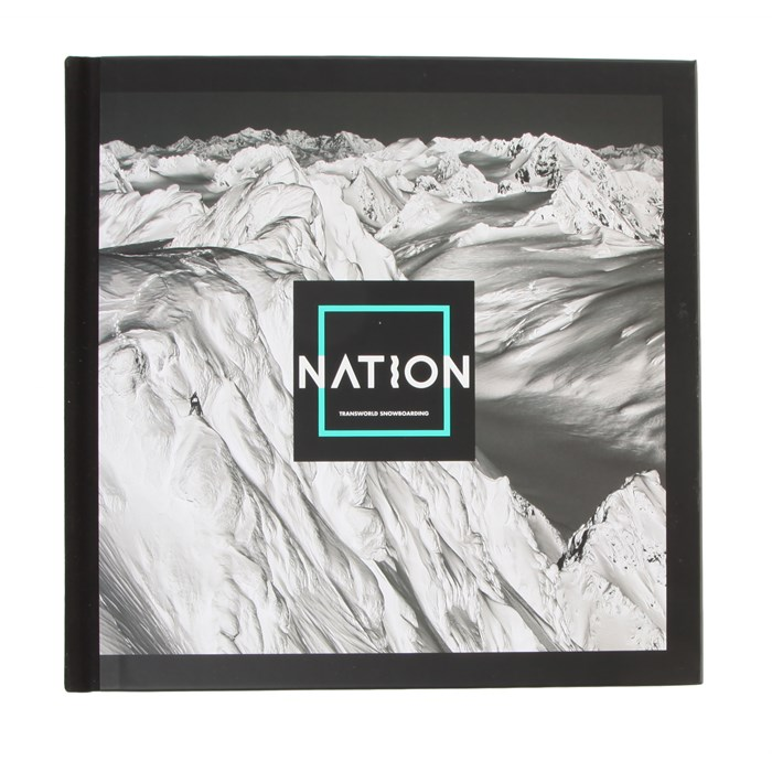 Transworld Snowboarding - Nation DVD & Book
