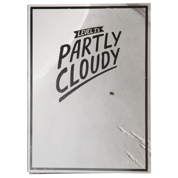 Level 1 Productions - Partly Cloudy DVD