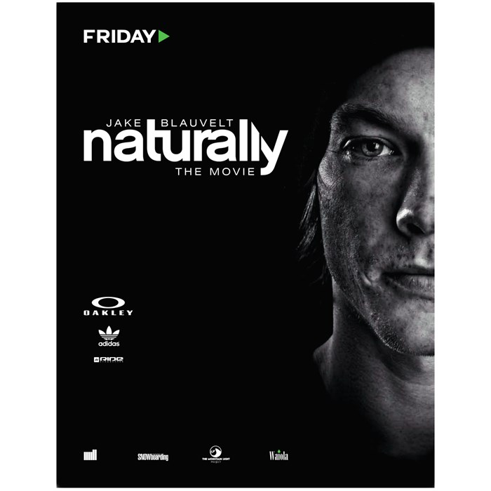 Oakley - Naturally Jake Blauvelt Movie DVD