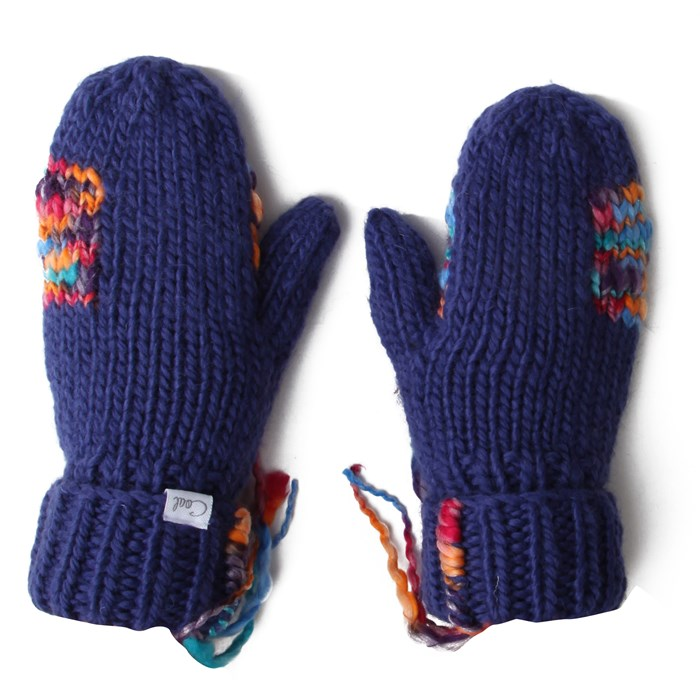 Coal - Coal The Sierra Mittens - Women's