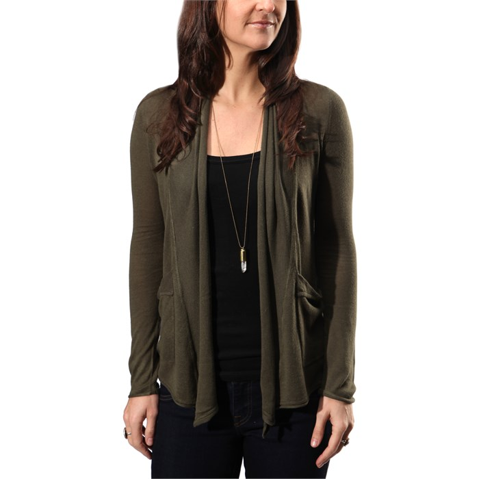 Billabong - Old Town Luv Cardigan - Women's