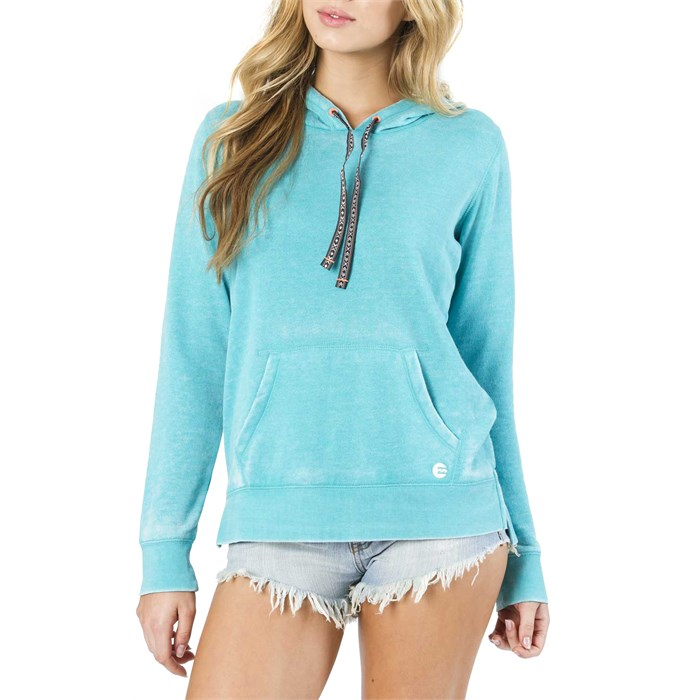 Billabong - Run On Pullover Hoodie - Women's