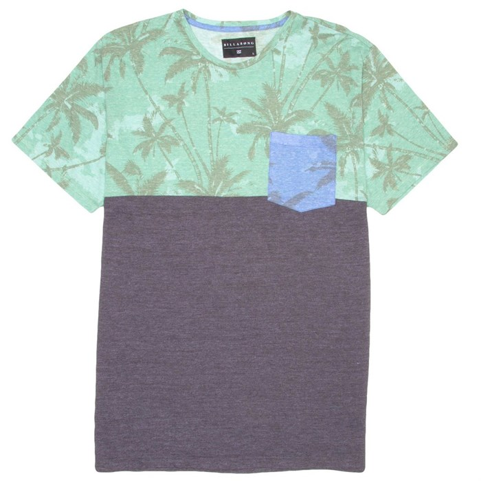 Billabong - La Palma Crewneck T-Shirt