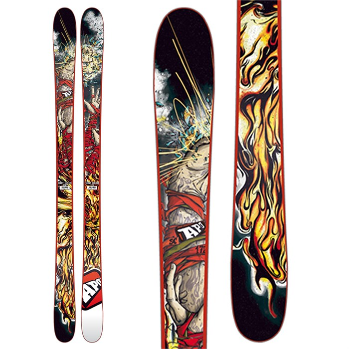 APO - Sammy C Skis 2014