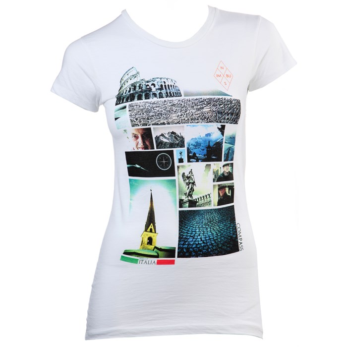 Nimbus Independent - Italia T-Shirt - Women's
