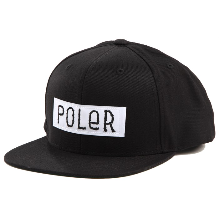 Poler - Furry Font Hat