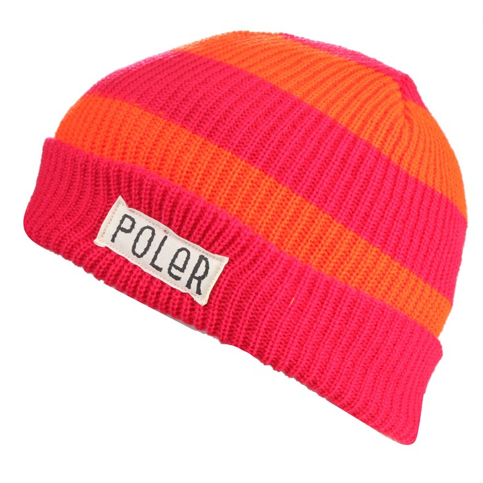 Poler - Worker Man Stripe Beanie