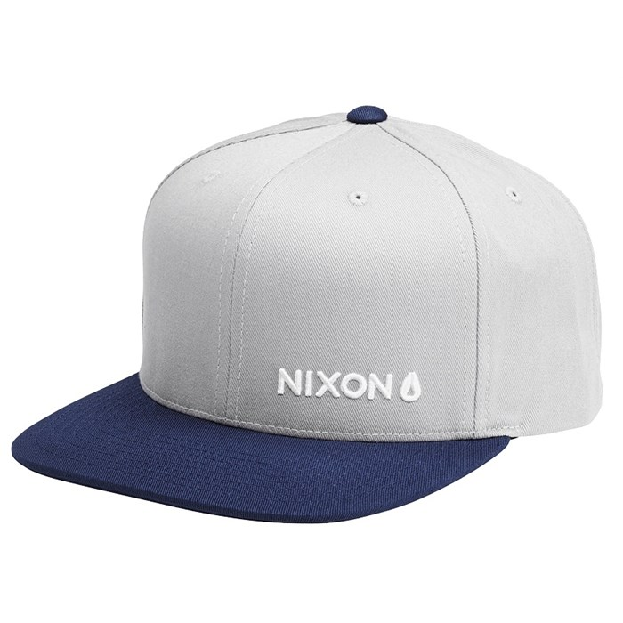 Nixon - Lockup Snap Back Hat