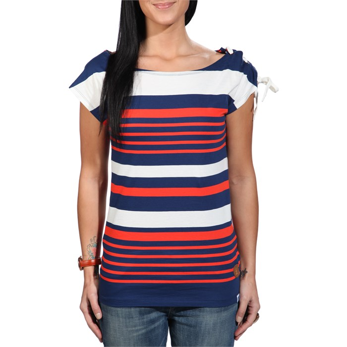Picture Organic - Seastripes Top - Women's