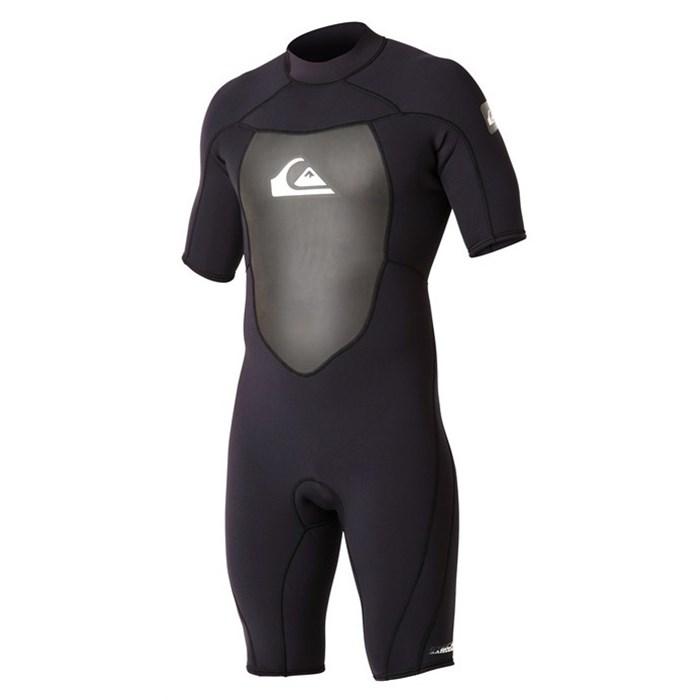 Quiksilver - Syncro 2 Short Sleeve Back Zip Springsuit