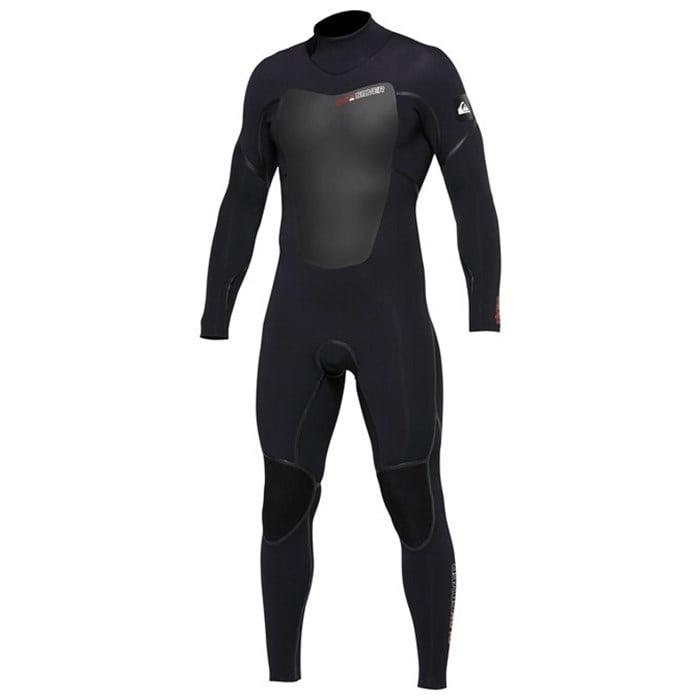 Quiksilver - Pyre 4/3 Back Zip Wetsuit
