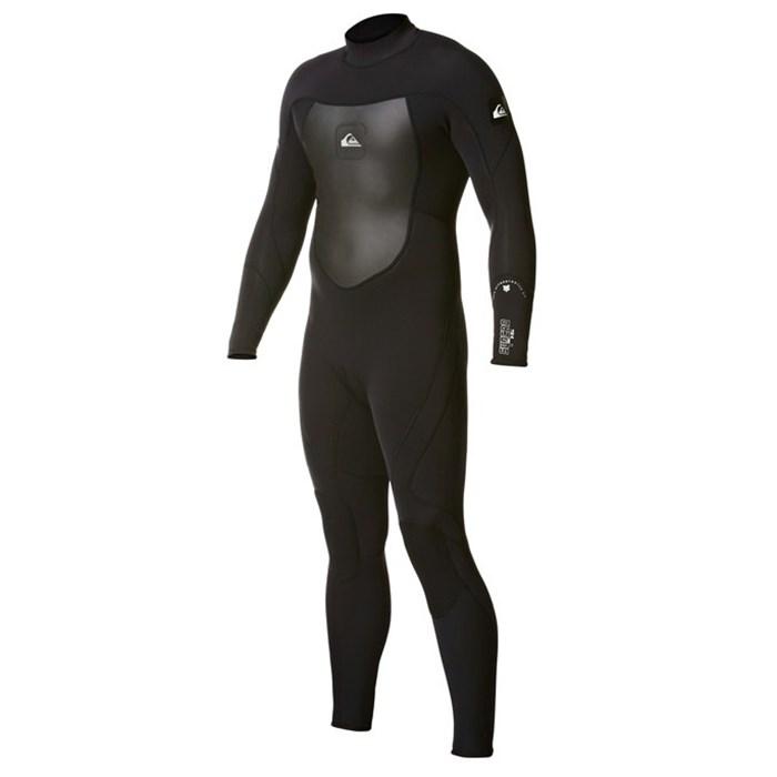 Quiksilver - Syncro 3/2 Back Zip Flatlock Wetsuit