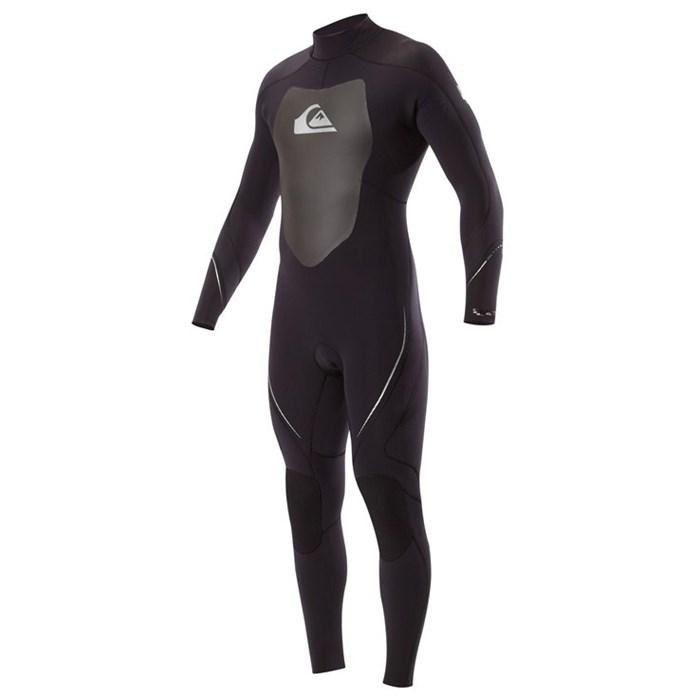 Quiksilver - Syncro 4/3 Back Zip Wetsuit