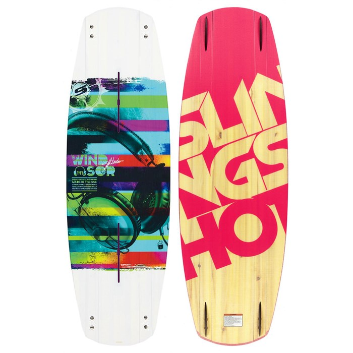 Slingshot - Windsor Wakeboard 2014