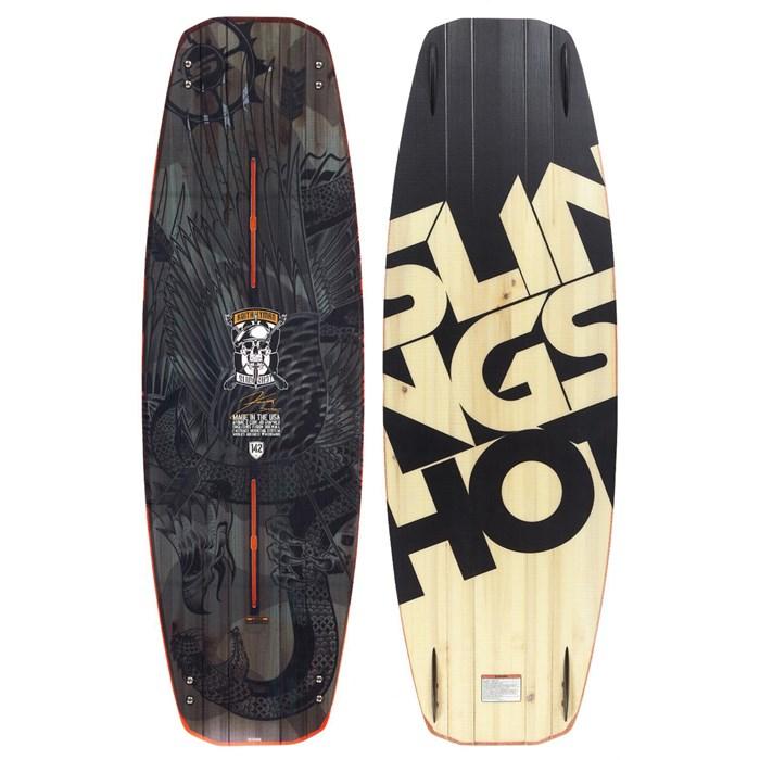 Slingshot - Lyman Wakeboard 2014