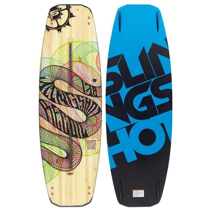 Slingshot - Recoil Wakeboard 2014