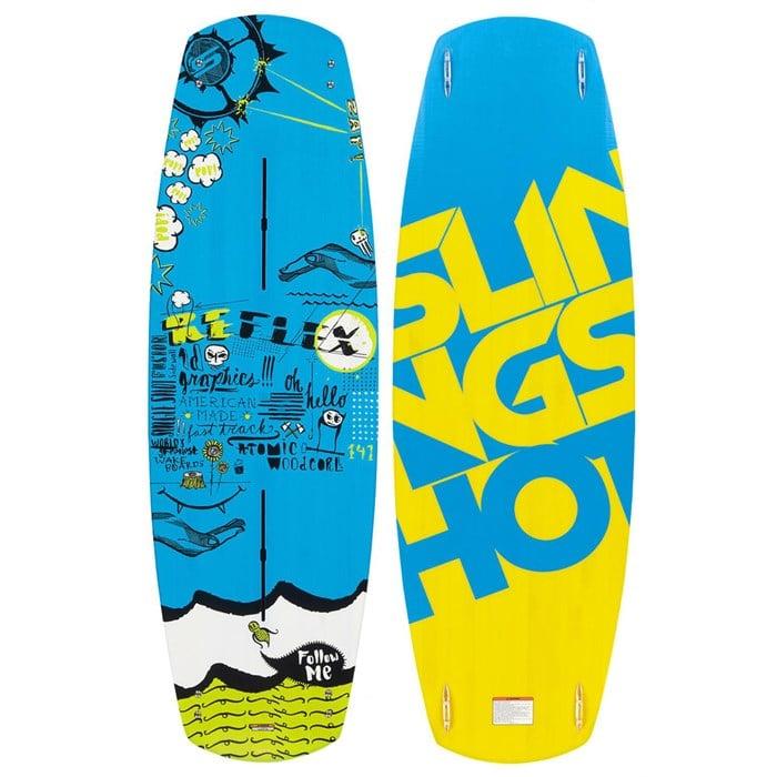 Slingshot - Reflex Wakeboard 2014