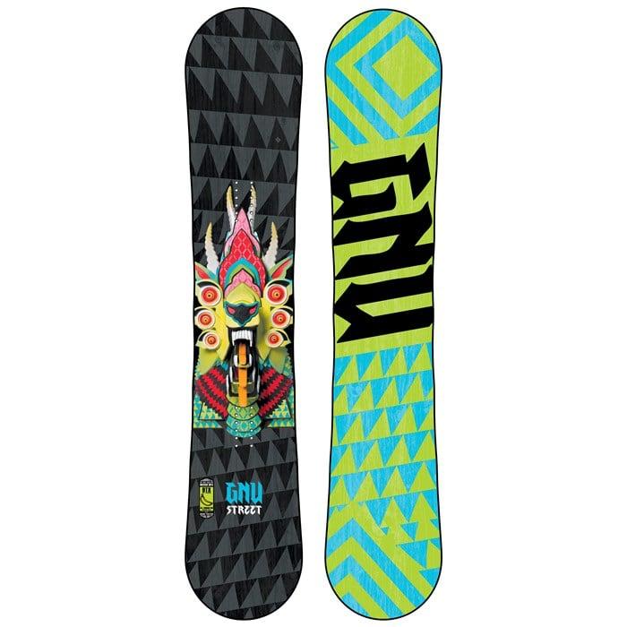 GNU - Street Series Dragon BTX Snowboard - Blem 2014
