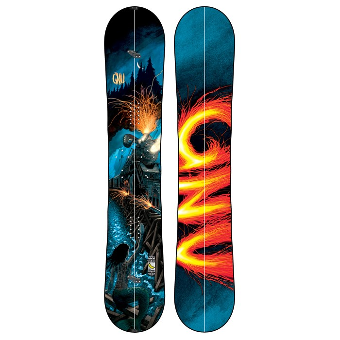 GNU - Billy Goat C2 Splitboard - Blem 2014