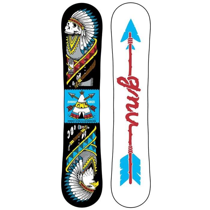 GNU - Danny Kass Mini BTX Snowboard - Blem - Kid's 2014