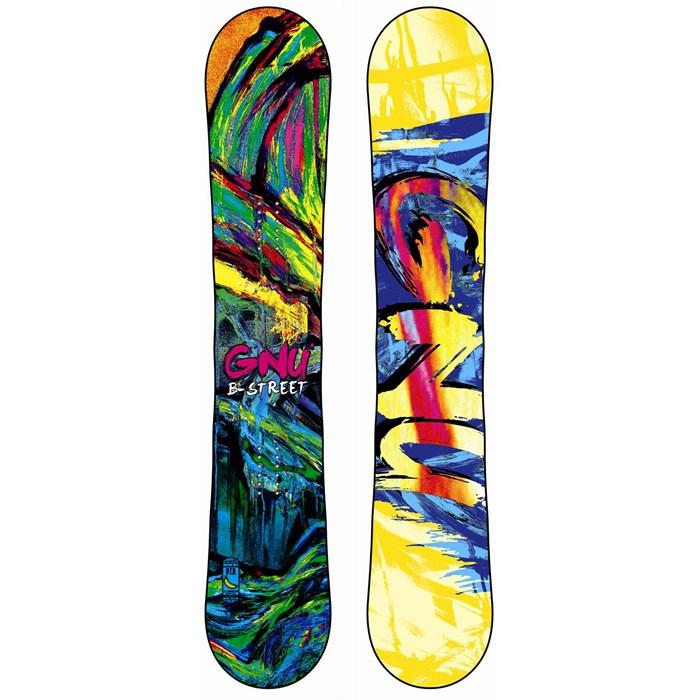 GNU - B-Street BTX Snowboard - Blem - Women's 2014