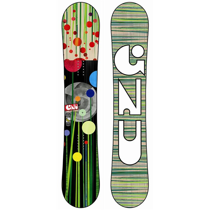 GNU - Velvet Guru EC2BTX Snowboard - Blem - Women's 2014