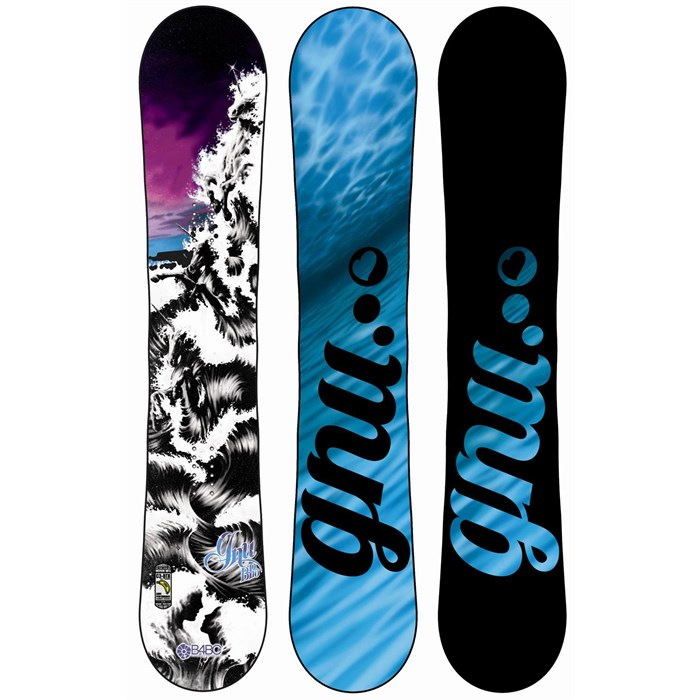 GNU - B-Pro C3BTX Snowboard - Blem - Women's 2014