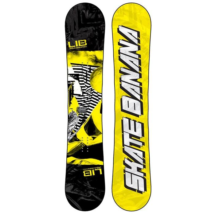 lib tech skate banana btx snowboard blem 2014 evo outlet. Black Bedroom Furniture Sets. Home Design Ideas