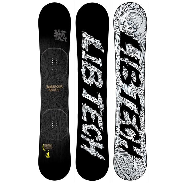 Lib Tech - Darker Series C3BTX Snowboard - Blem 2014