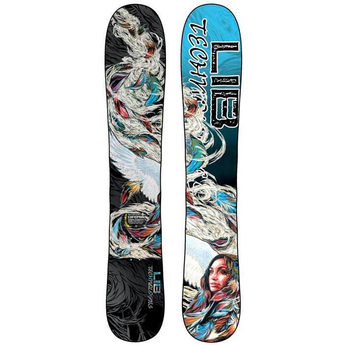 Lib Tech - Birdman FDBTX HP Snowboard - Blem 2014
