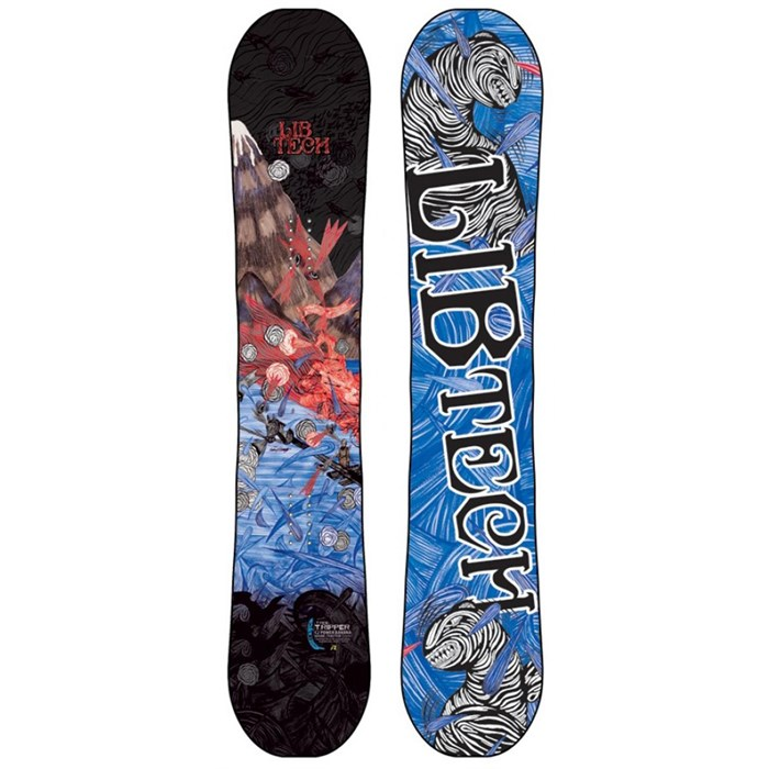 Lib Tech - T.Ripper C2BTX Snowboard - Blem - Boy's 2014