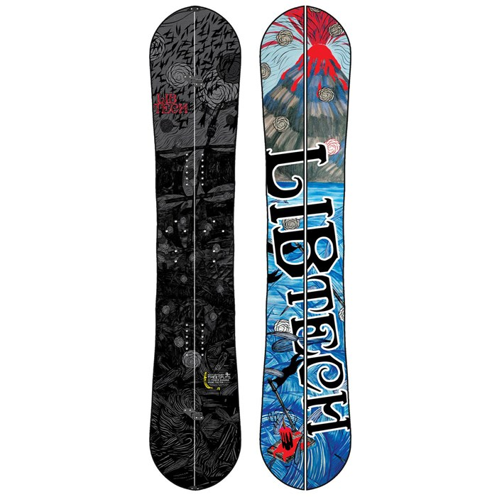 Lib Tech - T.Rice C2BTX HP Splitboard - Blem 2014