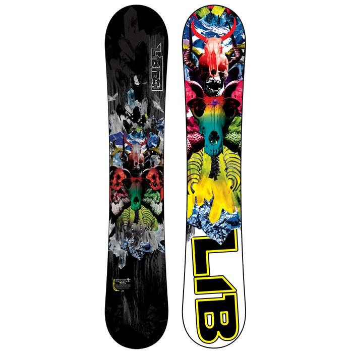 Lib Tech - TRS C2BTX HP Snowboard - Blem 2014