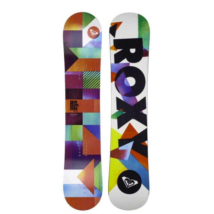 Roxy - Inspire BTX Snowboard - Blem - Girl's 2014