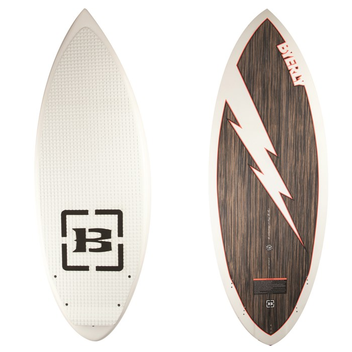 Byerly Wakeboards - Hazard Wakesurf Board 2014