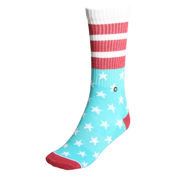 Stance - Americana Crew Socks - Women's