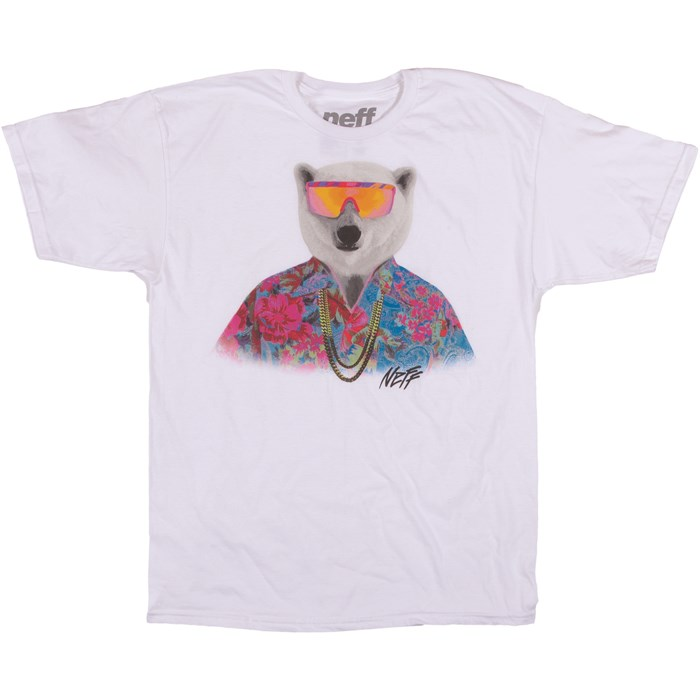 Neff - Bear Five-O T-Shirt