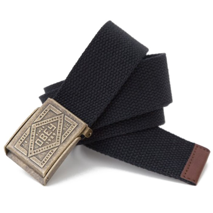 Obey Clothing - Obey Clothing Trademark Camp Belt