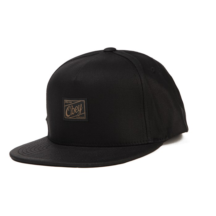 Obey Clothing - Plateau Snapback Hat