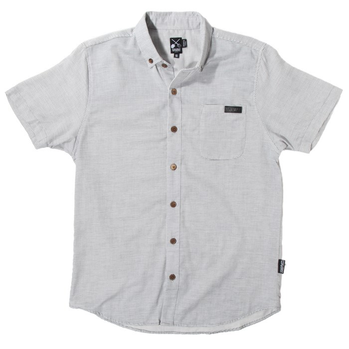 Coalatree Organics - Mechanic Short-Sleeve Button-Down Shirt
