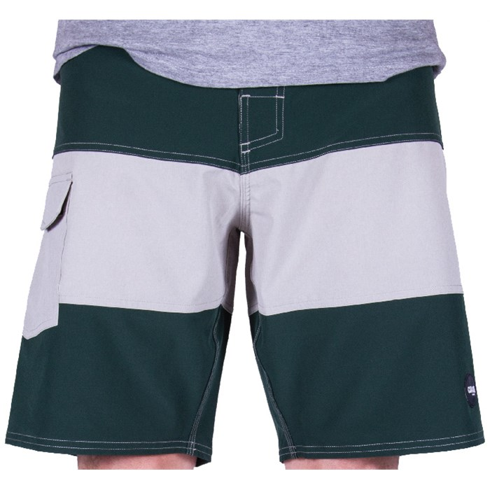 Coalatree Organics - Farmer Stripes Boardshorts