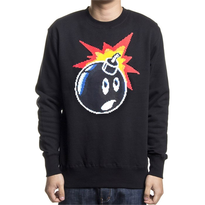 The Hundreds - 16 Bit Adam Crewneck Sweatshirt