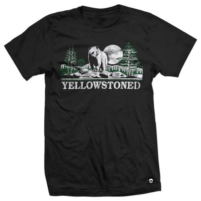 Gnarly - Yellowstoned T-Shirt